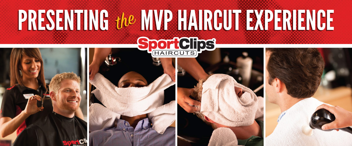 The Sport Clips Haircuts of Montgomery  MVP Haircut Experience